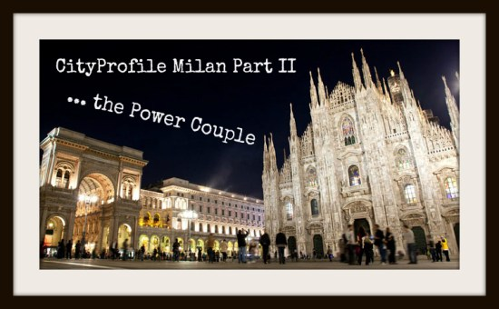City Profile 2 Milan