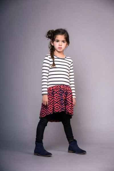 trendy kids denim leggings
