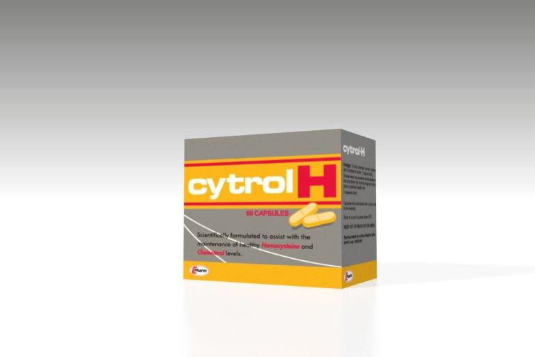 Cytrol H Capsules