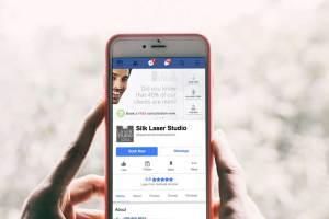 Silk Laser Studio Facebook header