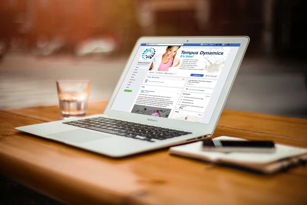 Tempus Dynamics Facebook header
