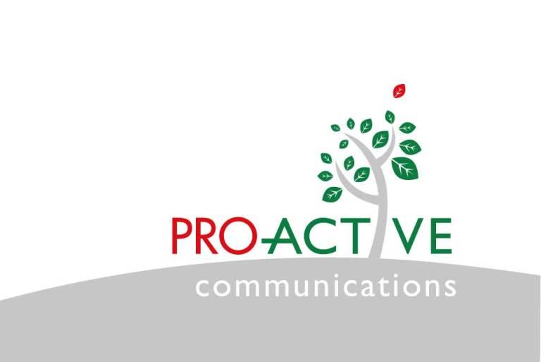 Pro-Active Communications logo