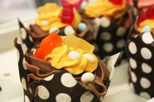 Spar cup cakes