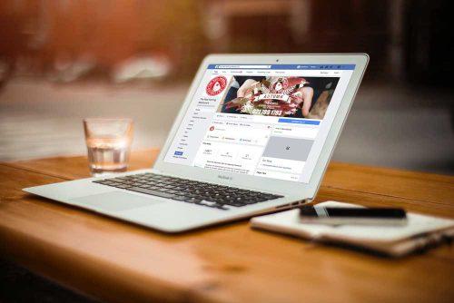 The Red Herring Facebook header