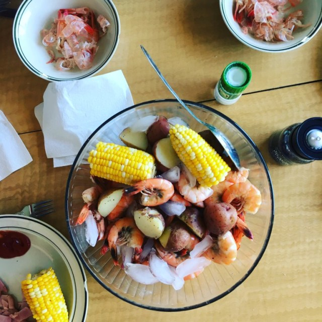 Low Country Shrimp Boil