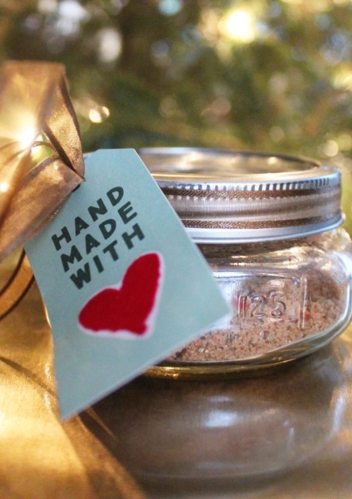 Homemade Gift: DIY BBQ Rub