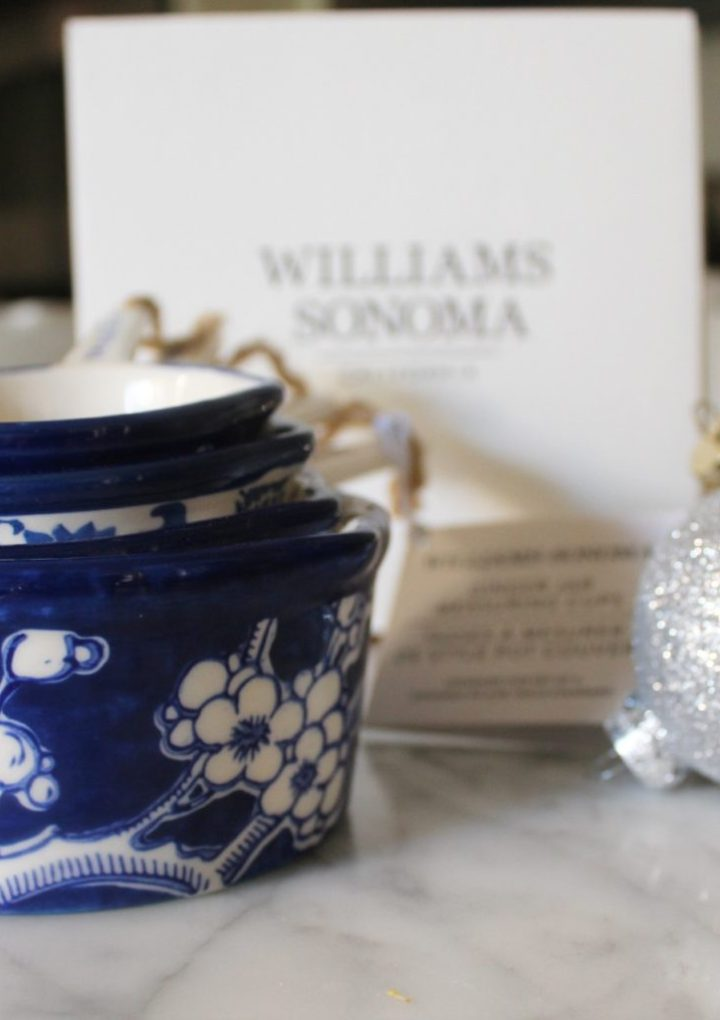 Williams Sonoma Measuring Cups Giveaway