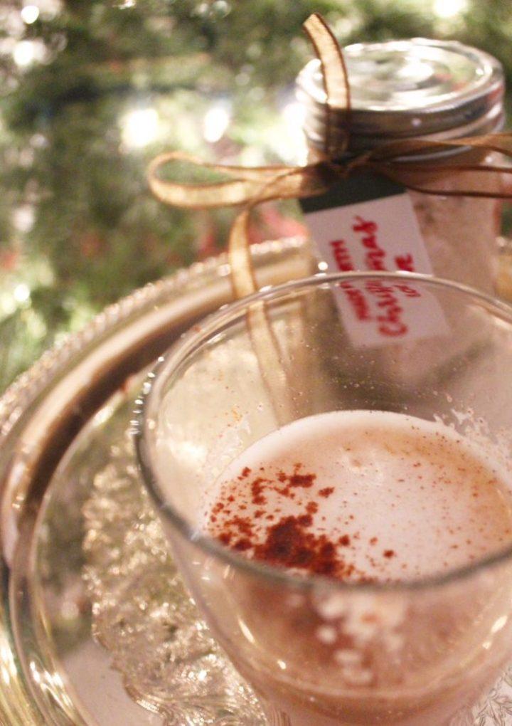 Homemade Gift: Hot Buttered Rum Batter
