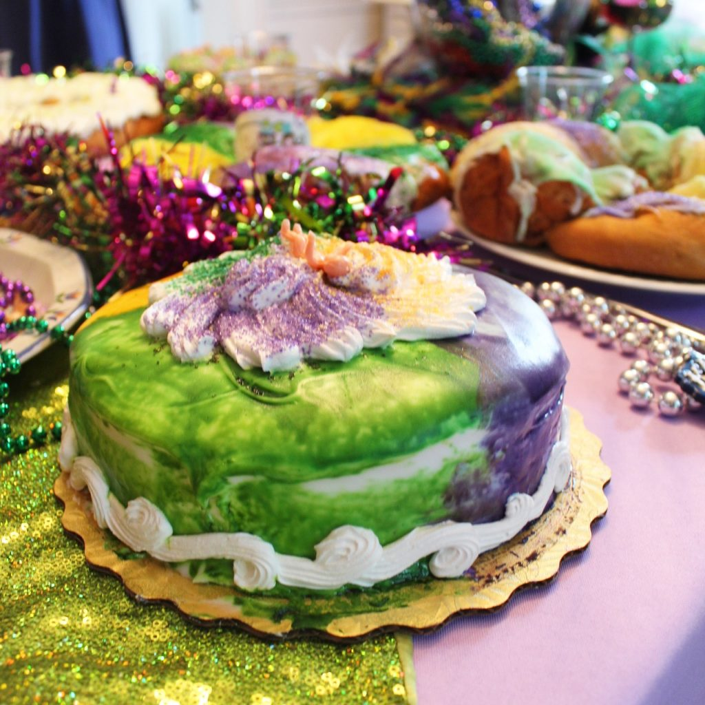 Gulf Coast King Cakes Lemon Baby