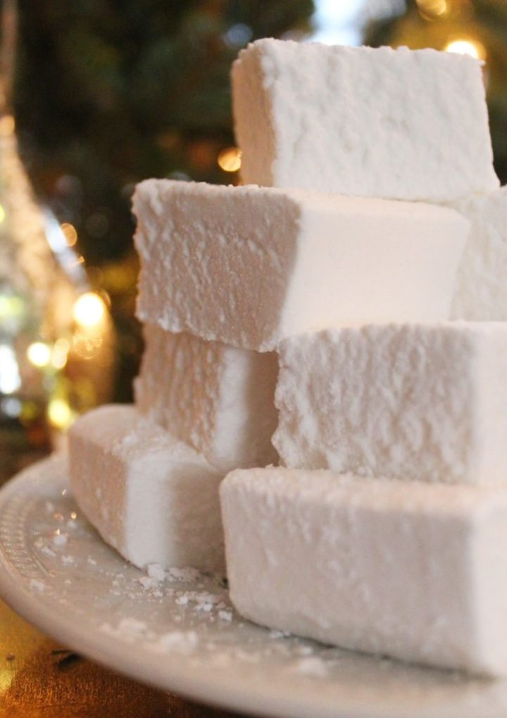 Homemade Marshmallows for the Ultimate Hot Cocoa