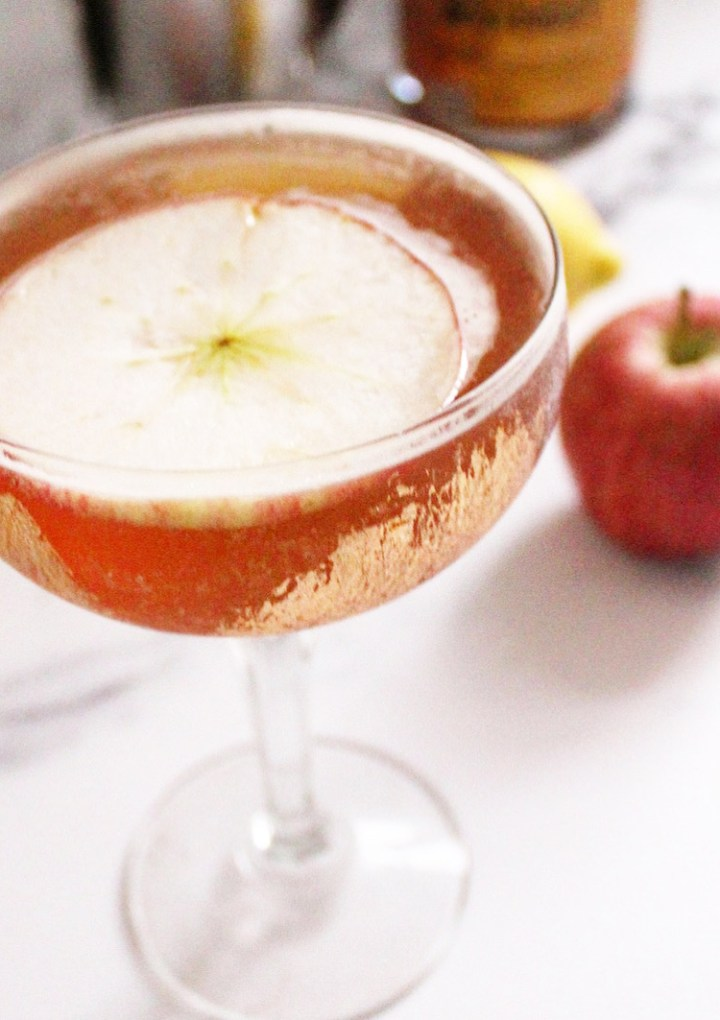 The Best Fall Cocktail: The Fall Classic