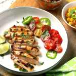 Easy Tequila Lime Chicken