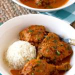 Pressure Cooker Chicken Masala