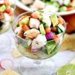 Easy Shrimp Ceviche (Mexican Style)