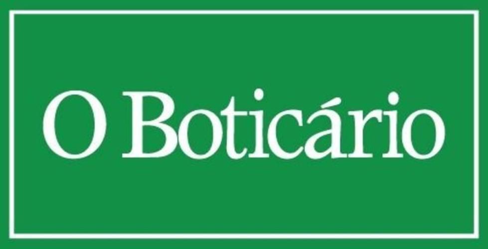 boticario logo verde