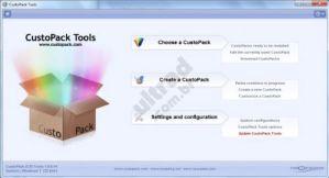 CustoPacks Tools