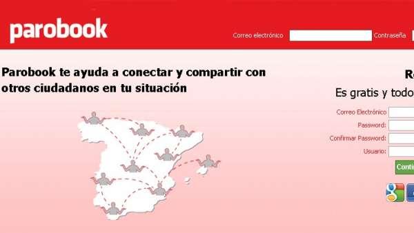 Rede social idêntica ao Facebook Parobook