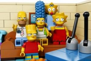 Simpsons de lego
