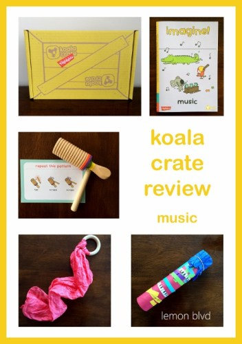 Koala Crate Review - music - lemon blvd
