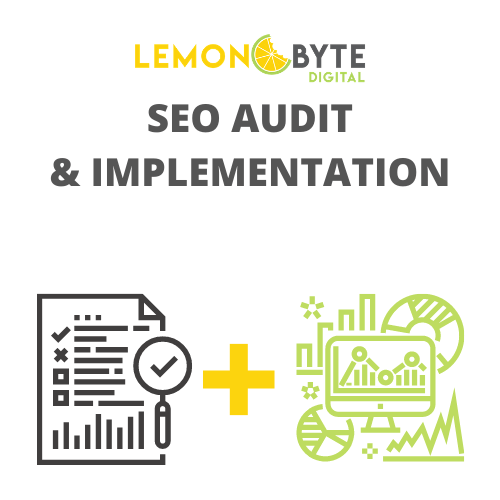 SEO Audit & Implementation