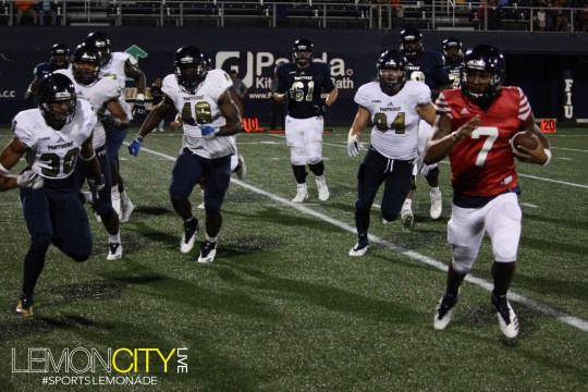 FIU Football Spring Game 2018