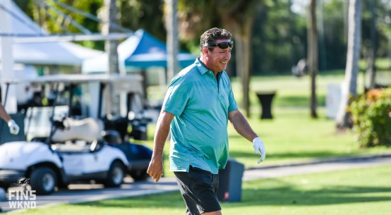 Dan Marino at Fins Weekend Golf Tournament presented by South Florida Ford