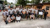 Miami Dolphins 2018 Rookies Participate in Rebuilding ...