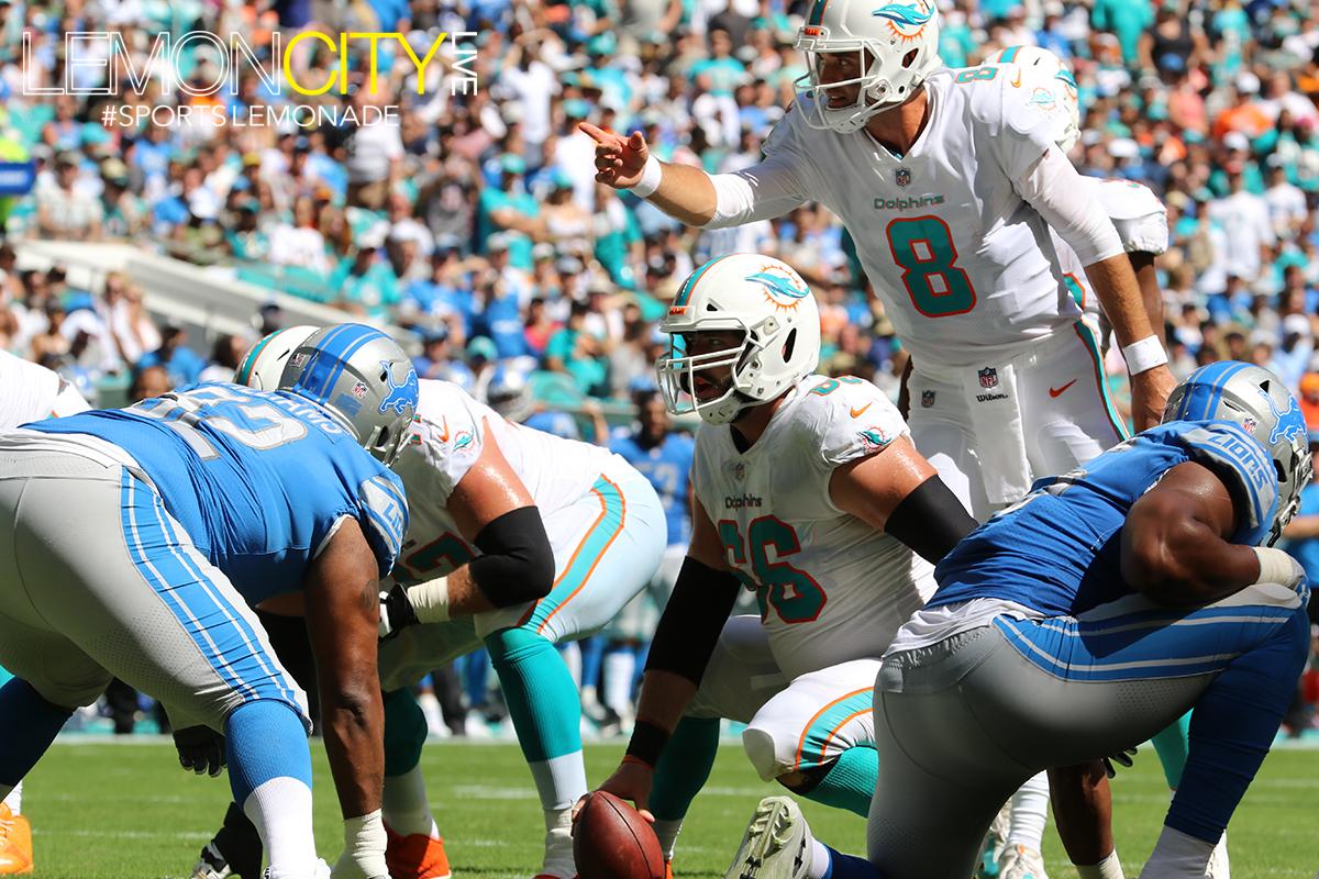 Miami Dolphins vs. Detroit Lions