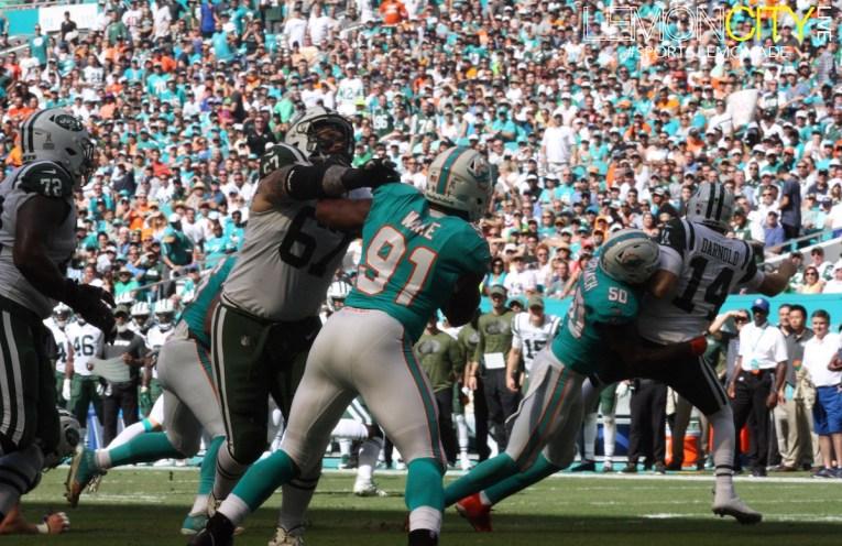 Miami Dolphins vs. New York Jets