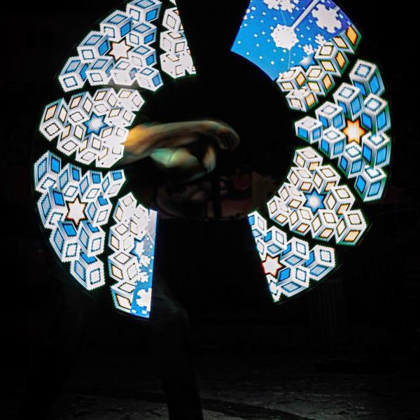 Le Monde de Félix Spectacle de magie animation feu luminière ballon Lyon Rhone-Alpes France (11)
