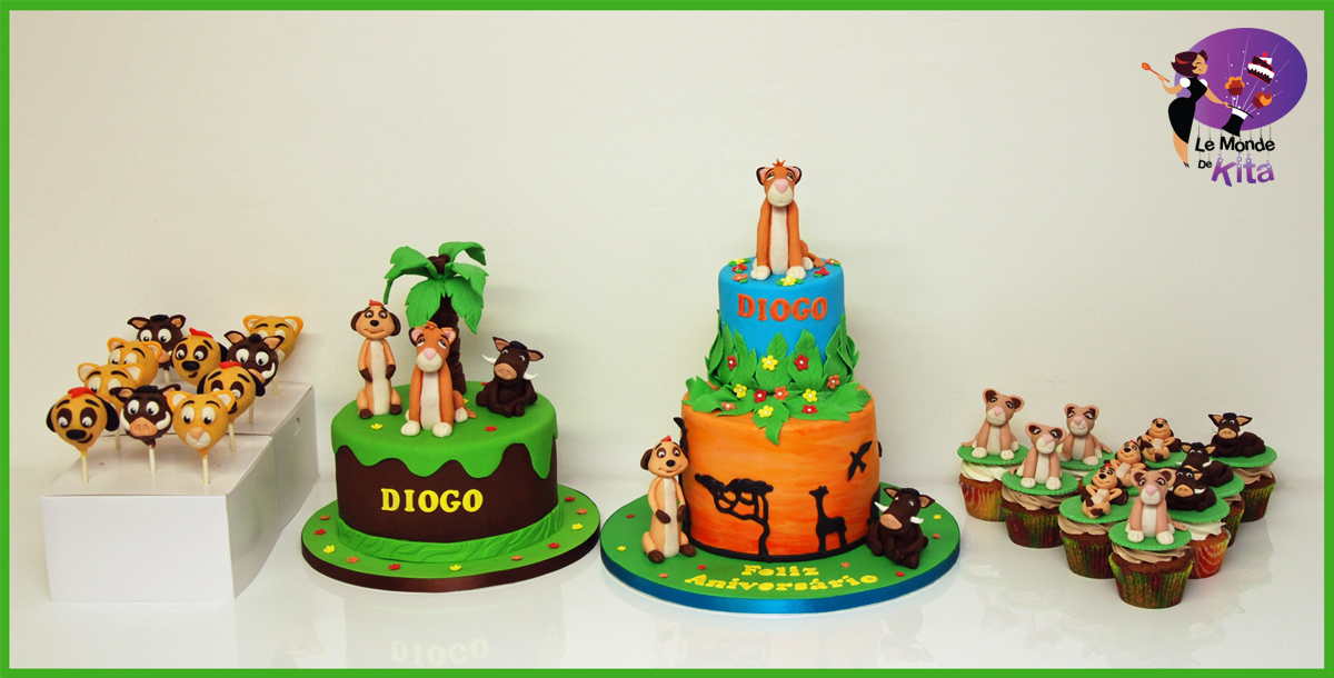 La Sweet Table de Diogo
