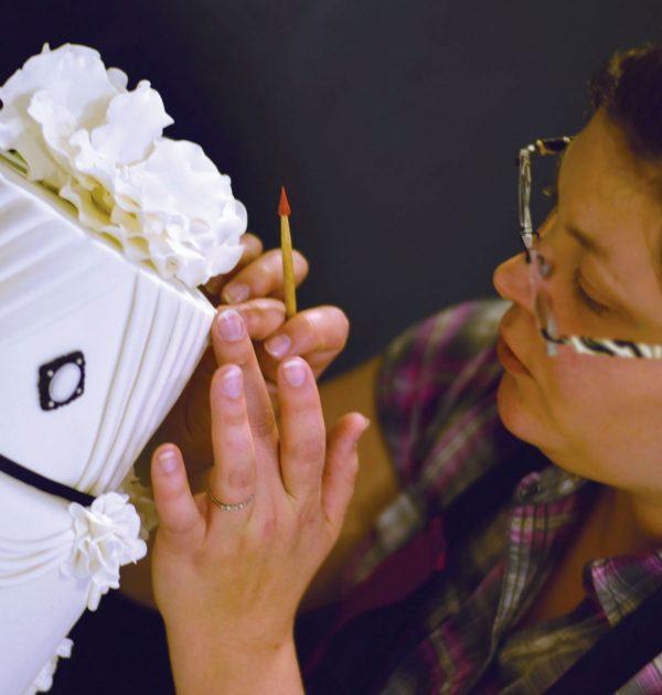 Dominique Ganivet Cake designer
