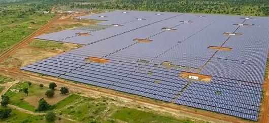 3b871b21759fd3 Zoom sur la plus grande centrale solaire d Afrique de l Ouest