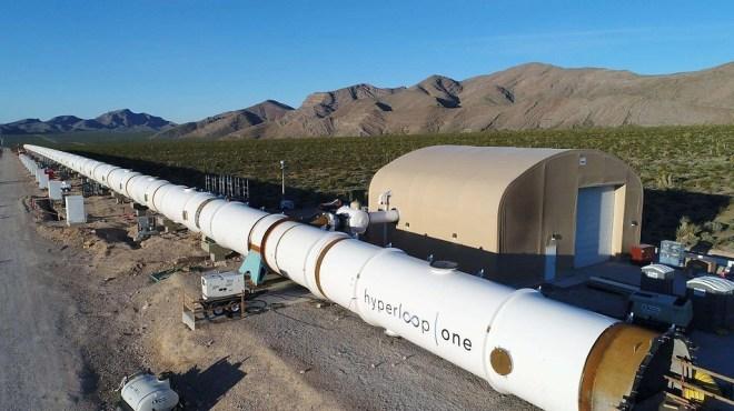 Hyperloop, chimère ou outil d'aménagement du territoire ?