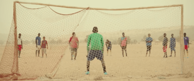 Timbuktu football sans ballon