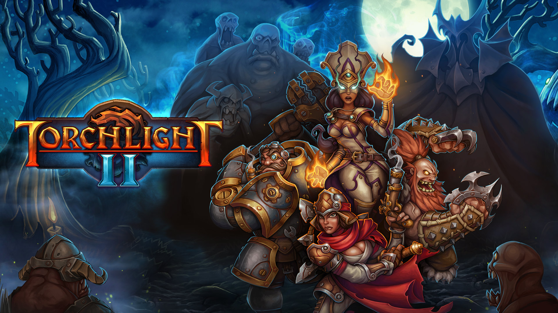You are currently viewing Torchlight II gratuit sur Epic Games