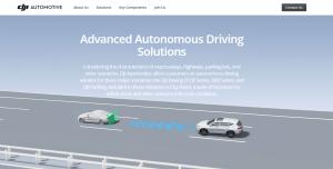 Read more about the article DJI Automotive la solution de conduite autonome