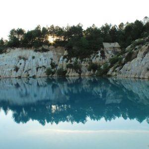 Balade en charente : Les lacs de Guizengeard