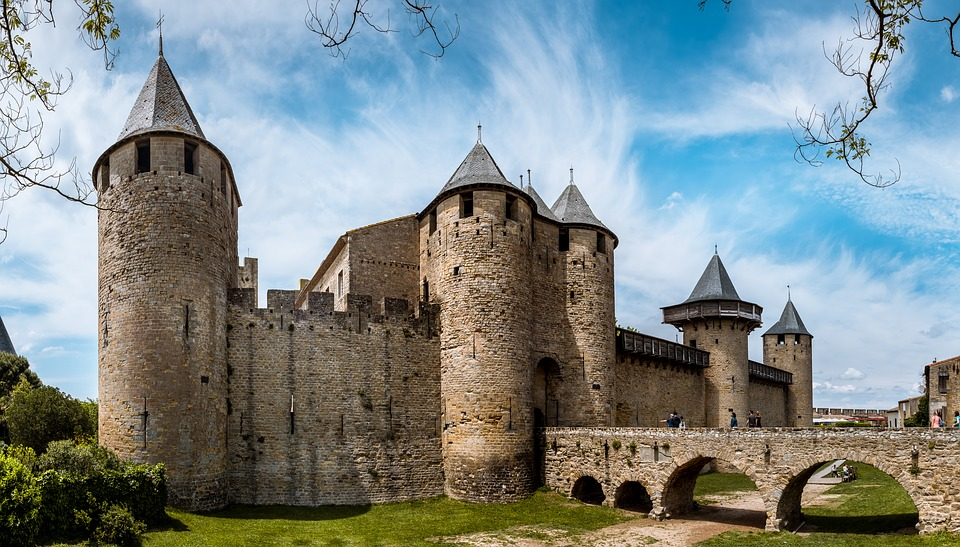 10 lieux à visiter dans l'Aude et la Montagne Noire.