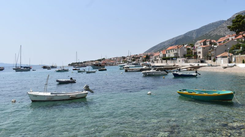 L'île de Brač en Croatie