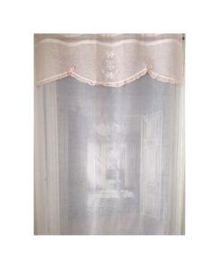 rideau romantique boutique decoration