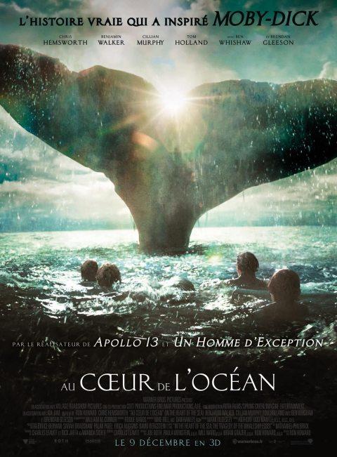 Affiche Au Cœur de L'Océan