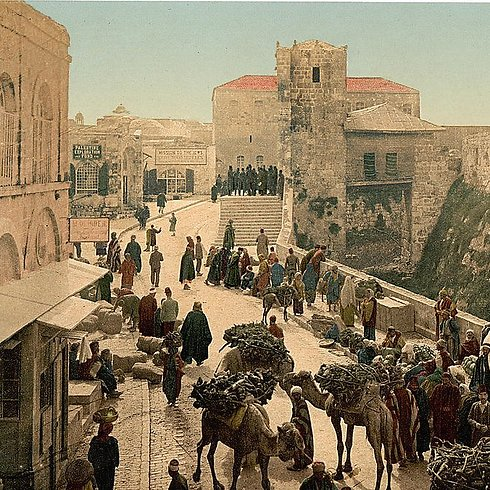 """Résultat de recherche d'images pour """"photos Jérusalem de 1890 à 1900"""""""
