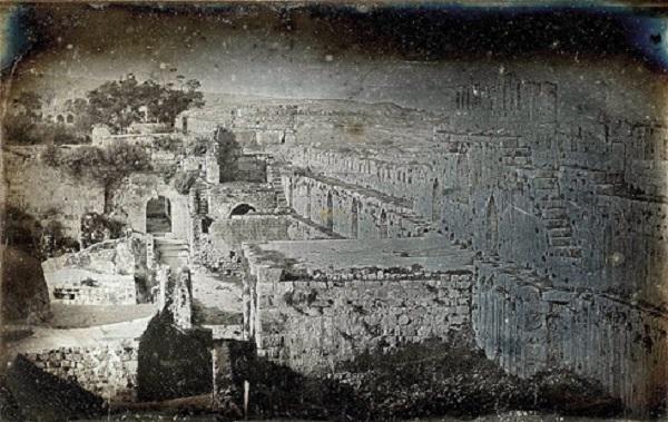 Chateaubriand : la terre sainte et jérusalem | histoireetsociete