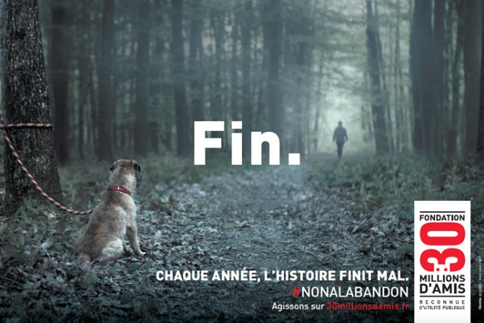 Campagne 30 Millions d'Amis 2017