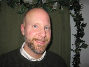 Ed's beard