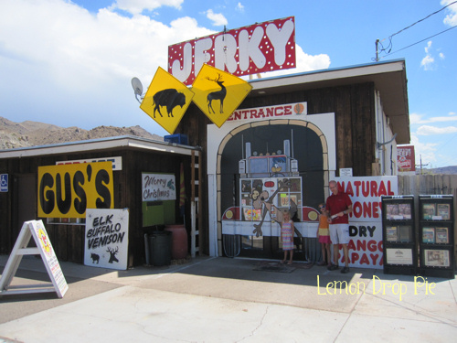 Gus's Jerky