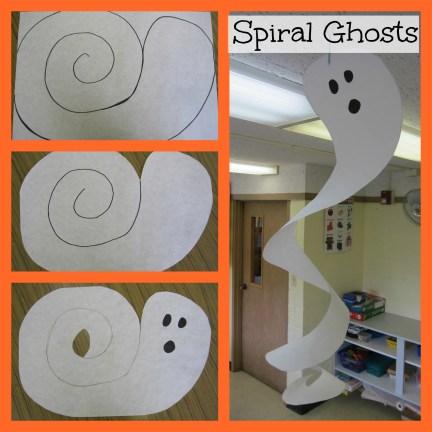 Spiral Ghost