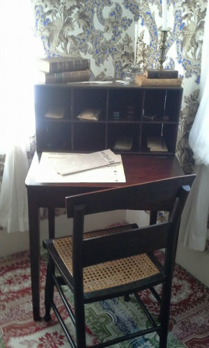 Lincoln's desk
