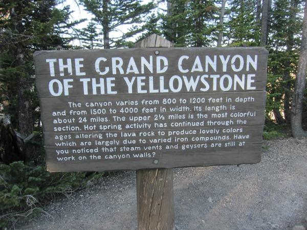 sign-grand-canyon-yellowstone